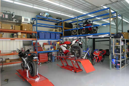 LavalMoto Storage Facility 4